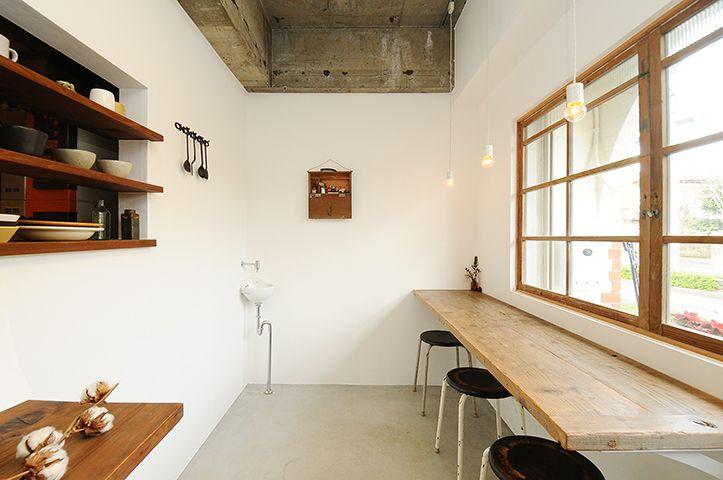 野村建築事務所 | 表現 【店舗】 | Tamichika:テナント