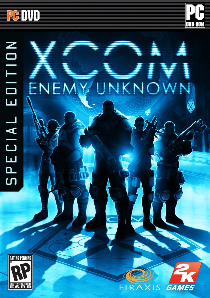 Game preview — XCOM: Enemy Unknown