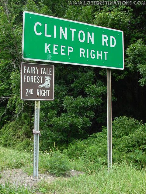 Haunted Highway Clinton Road, New Jersey