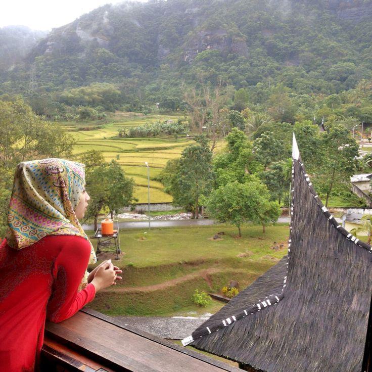 Padang - Indonesia ( Rumah Gadang )