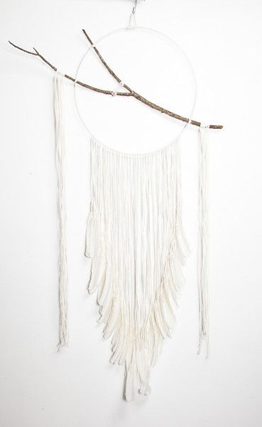 This dreamcatcher retails for $430. Think it could be recreated for less?