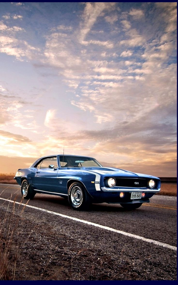 Bringing you the best in classic muscle cars and other exceptional automobiles