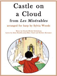 Castle on a Cloud sheet music from Les Miserables arranged by Sylvia Woods
