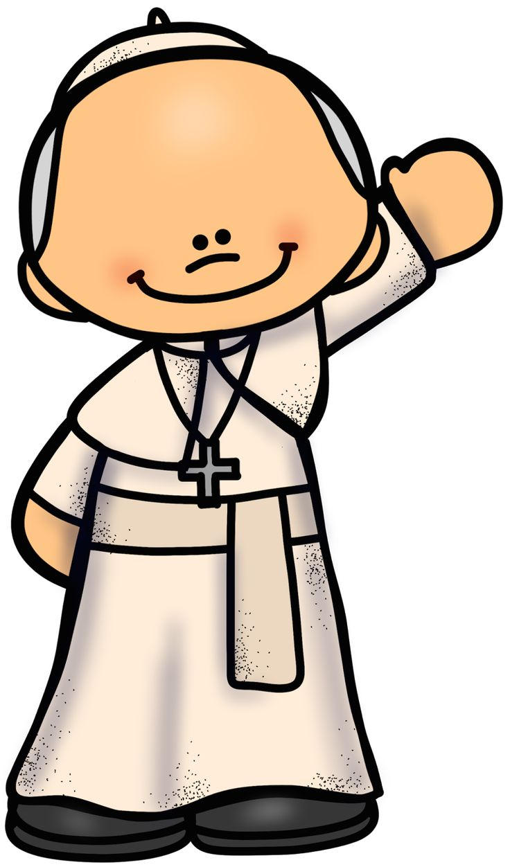 Educlips Design: FREE Pope Graphic