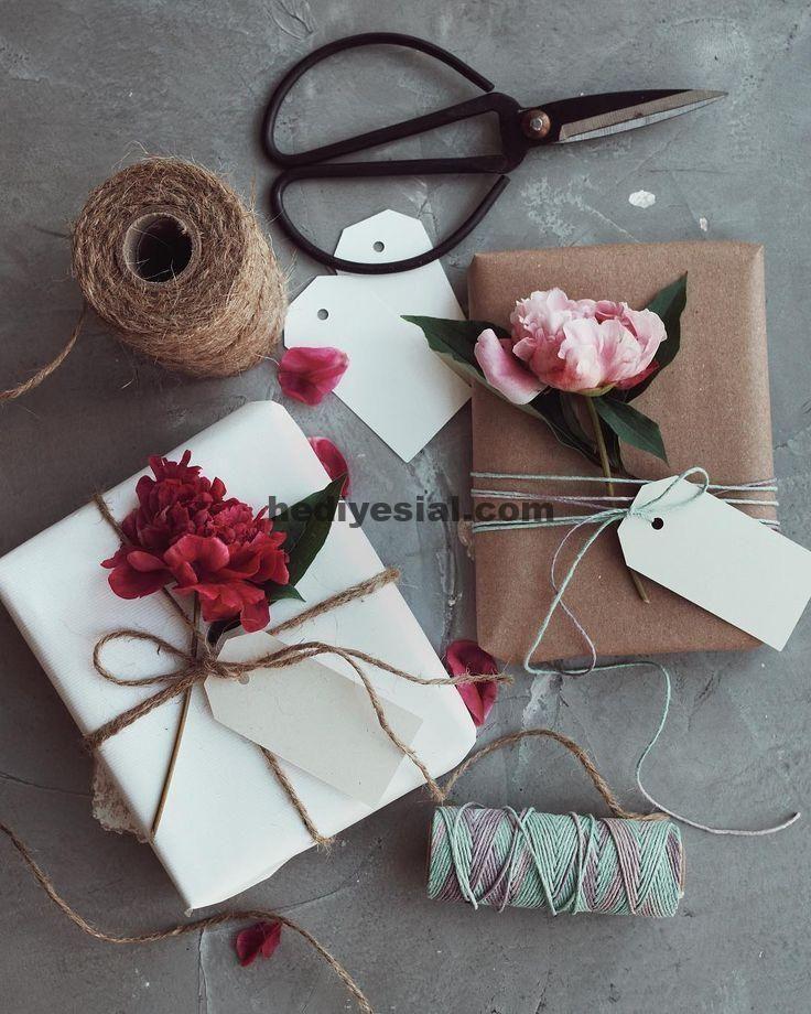 Geschenkverpackung & Verpackung: Etwas, das wir schon lange nicht mehr gemacht haben …   – tasarim