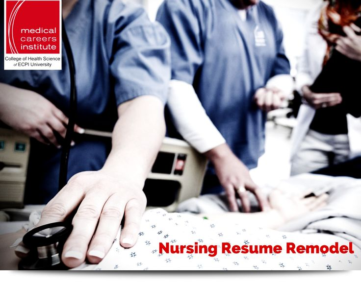 Nursing resume remodel key words every nursing resume