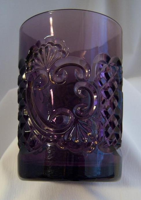 17 Best Images About Purple Glass Milk Glass Depression