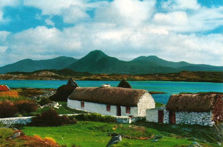 Connemara has long been regarded as the real emerald of Ireland.  This natural terrain and unspoilt environment - now partly saved as National Park - offers the visitor a wonderland of sights, experiences and adventure.   The people are warm, friendly and extend a hospitality which is the essence of Ireland.  via goldenbridgeinmate39.wordpress.com