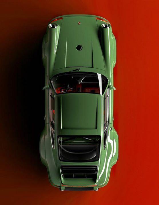 Amazing Classic Porsche #TheMotorist #Porsche #Classic