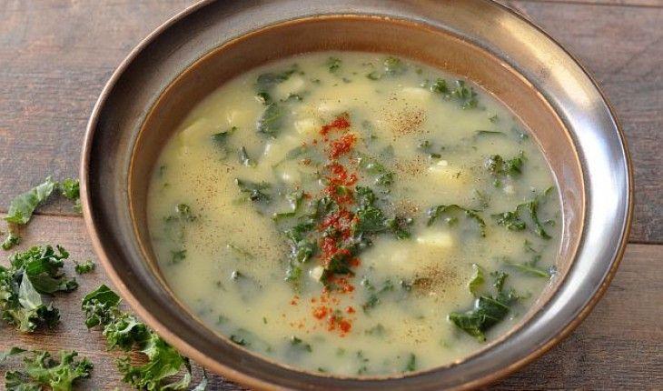 Zupa Caldo Verde Weganska Thermomix Przepisy Thermomix Zupy