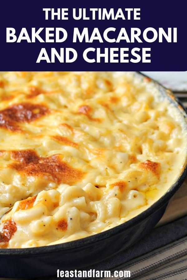 Baked Macaroni And Cheese Recipe Recipes Macaroni Cheese Recipes Cooking Recipes