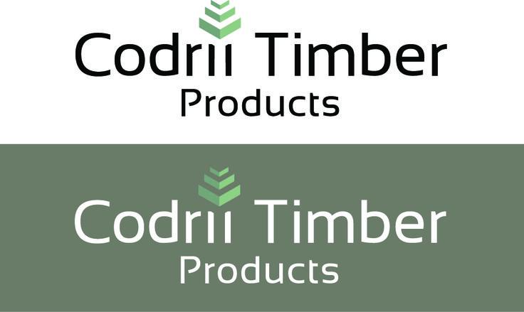 Codrii Timber logo design #logo #design #bold #symbol