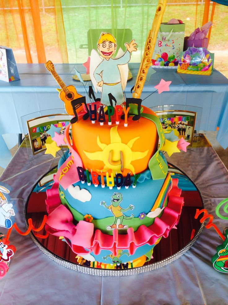 Pool Party Cake Ideas For Birthdays