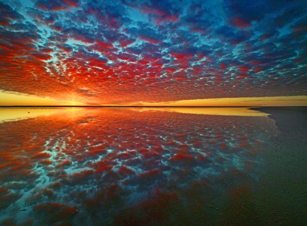 Lake Eyre, South Australia