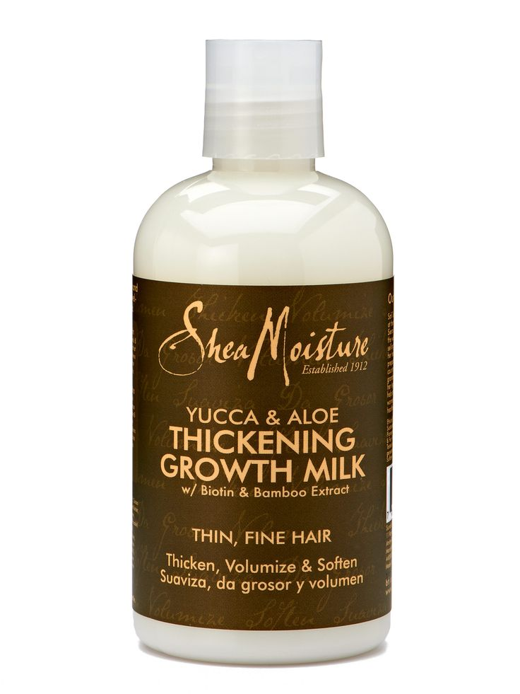 Best Products To Thicken Natural Hair