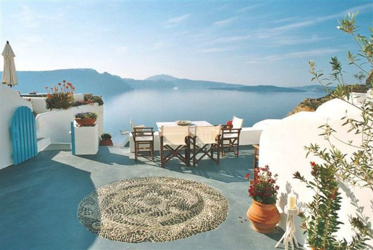 Holiday Villa in Thira, Greece - Dream house in Oia, Santorini