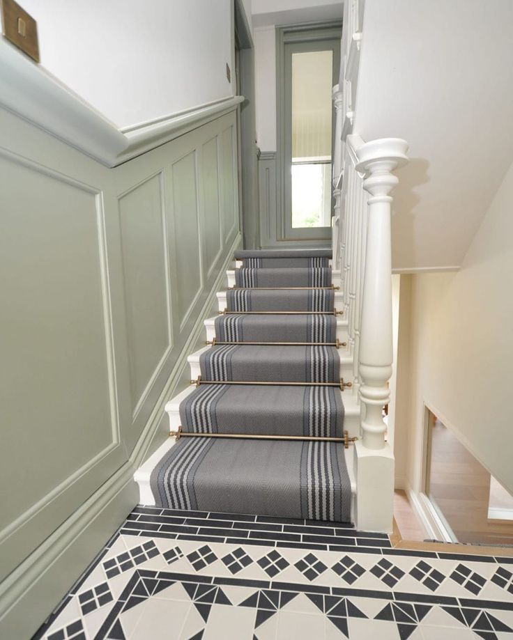 """Best Off The Loom Stair Runners On Instagram """"How Stunning 400 x 300"""
