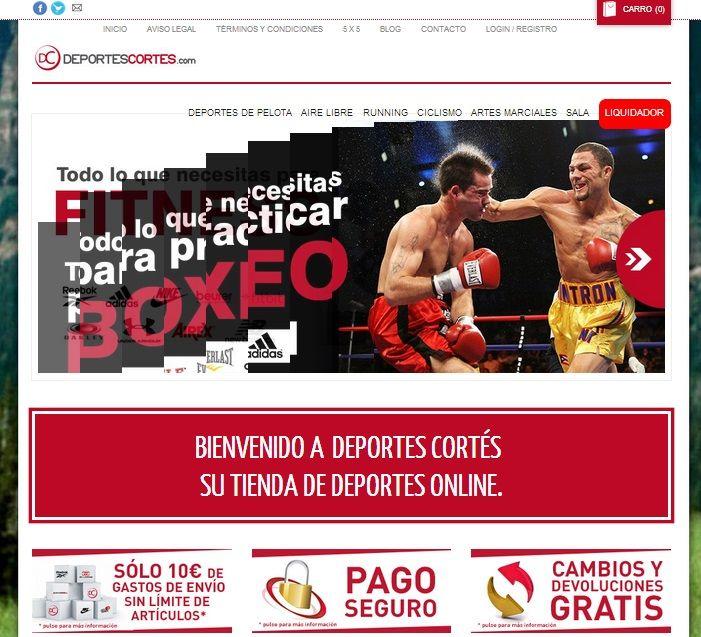 Deportescortes.com