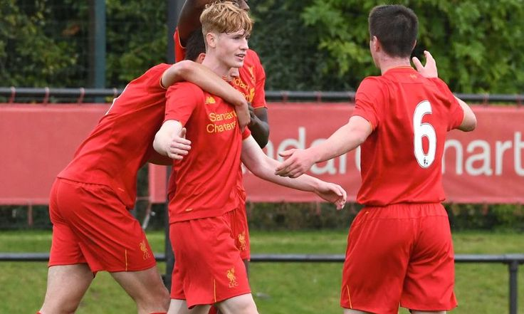 McAuley at the double as U18s win at West Brom