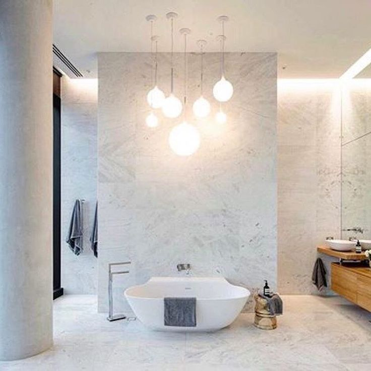 "236 Likes, 7 Comments - CDK Stone (@cdkstone) on Instagram: ""Dreamy Elba Bathroom shared by @bartuccatiling #cdkstone #elba #marble #dolomite #naturalstone…"""