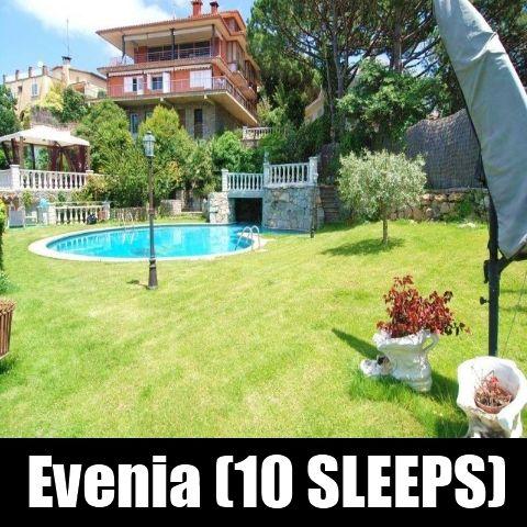 Evenia (10 SLEEPS) Costa Maresme - Cabrils