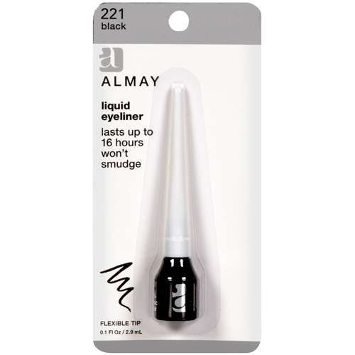 Almay liquid eyeliner in black