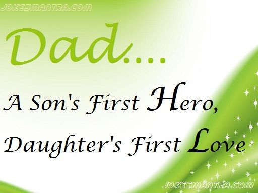 happy fathers day quotes for dads in heaven