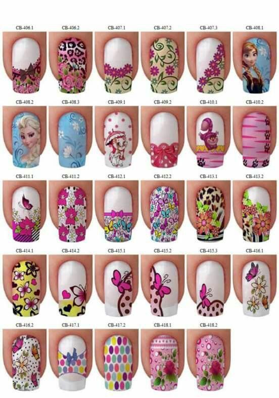 Barbies, mariposas, flores