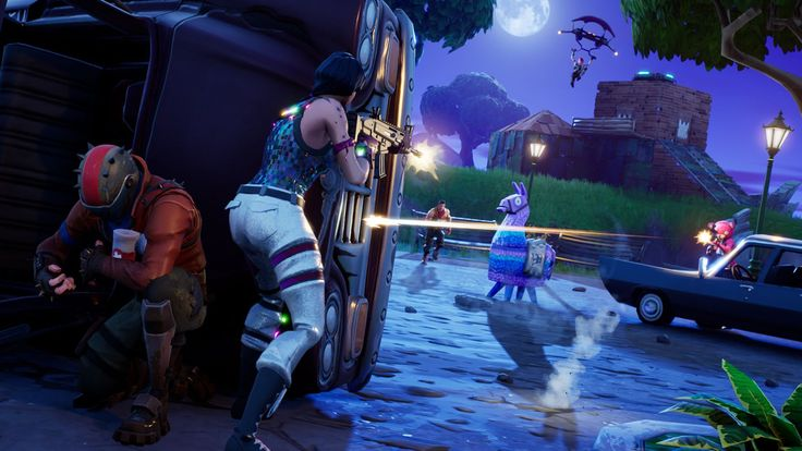 How to Merge Your Fortnite Accounts on PS4 Xbox One and ...