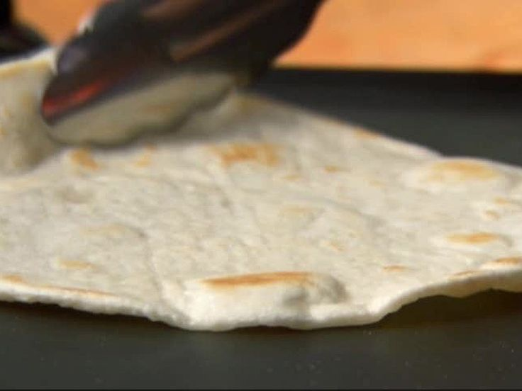 Get this all-star, easy-to-follow Flour Tortillas recipe from Alton Brown