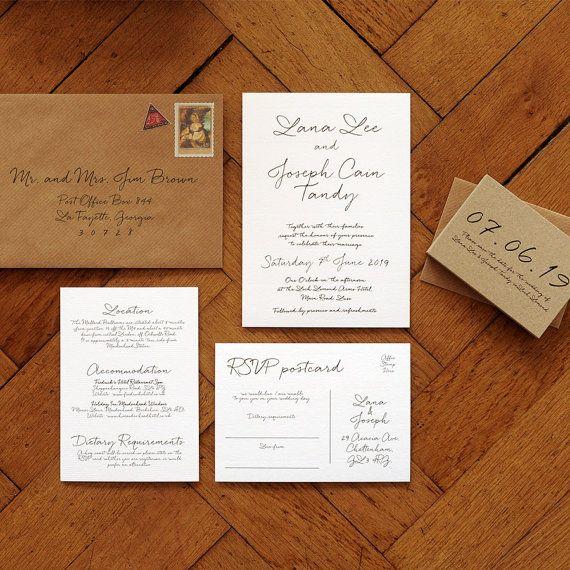 The 25 best Wedding invitations australia ideas – Luxury Wedding Invitations Australia
