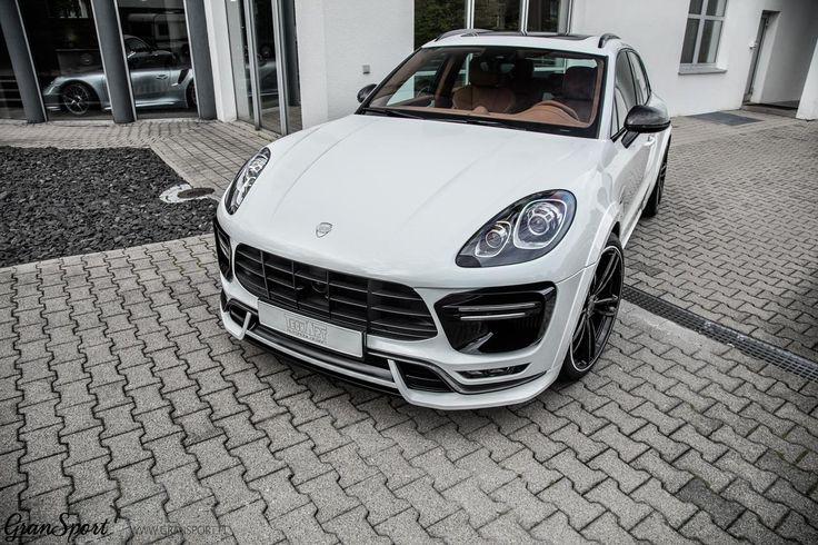 Śnieżnobiałe Porsche Macan idealne na zimowe warunki 💪⛄  Kompletny pakiet aerodynamiczny TECHART, zestaw felg Formula IV oraz sportowy układ wydechowy dbają o odpowiednią oprawę SUV-a Porsche.   Podoba się Wam Macan w takiej odsłonie?  B|   Pełen wybór dodatków TECHART znajdziecie w GranSport - Luxury Tuning & Concierge http://gransport.pl/index.php/techart.html