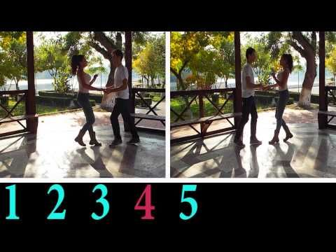 1. Man's Spin - Salsa Advanced - YouTube