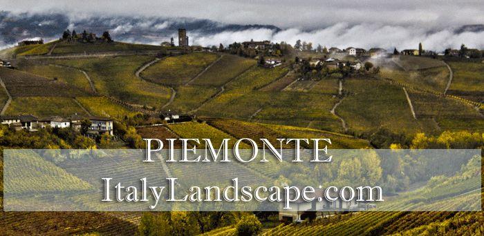 #PIEMONTE - #ITALYLANDSCAPE.COM (#EAT, #SLEEP, #READ, #SHOP IN #ITALY)