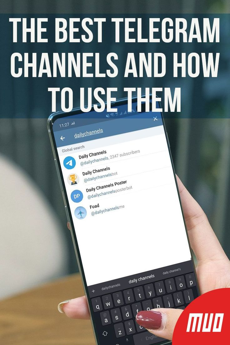 The Best Telegram Channels and How to Use Them | Social ...