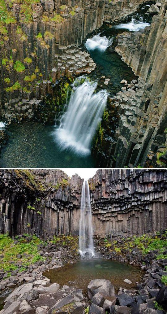 Amazing Landscape In Iceland