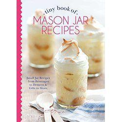 Mason jar recipe ideas cookbook