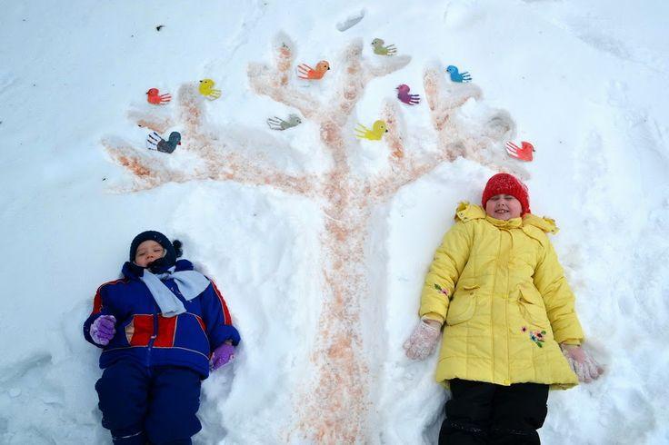 Веселые будни: Зимние развлечения