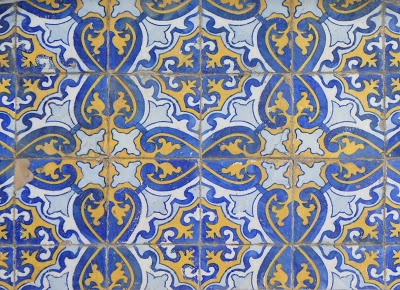 Ernesto Korrodi - os azulejos [Casa do Arco, Rua do Arco da Misericórdia, Leiria]
