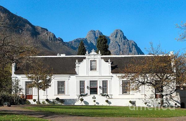 Lanzerac, Stellenbosch