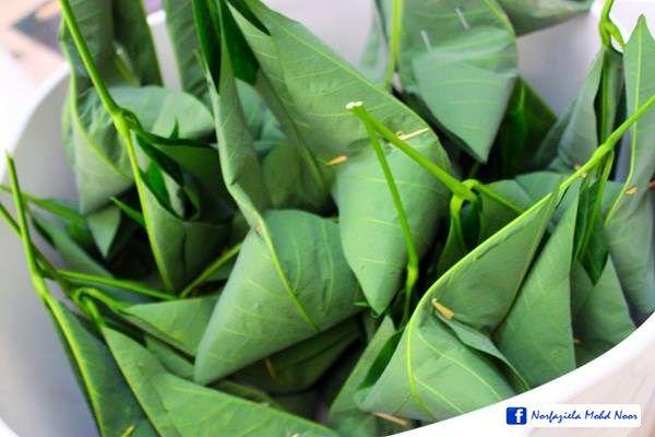 Resepi Tapai Pulut Manis Turun Temurun Dari Arwah Nenek Plant Leaves Plants Mani