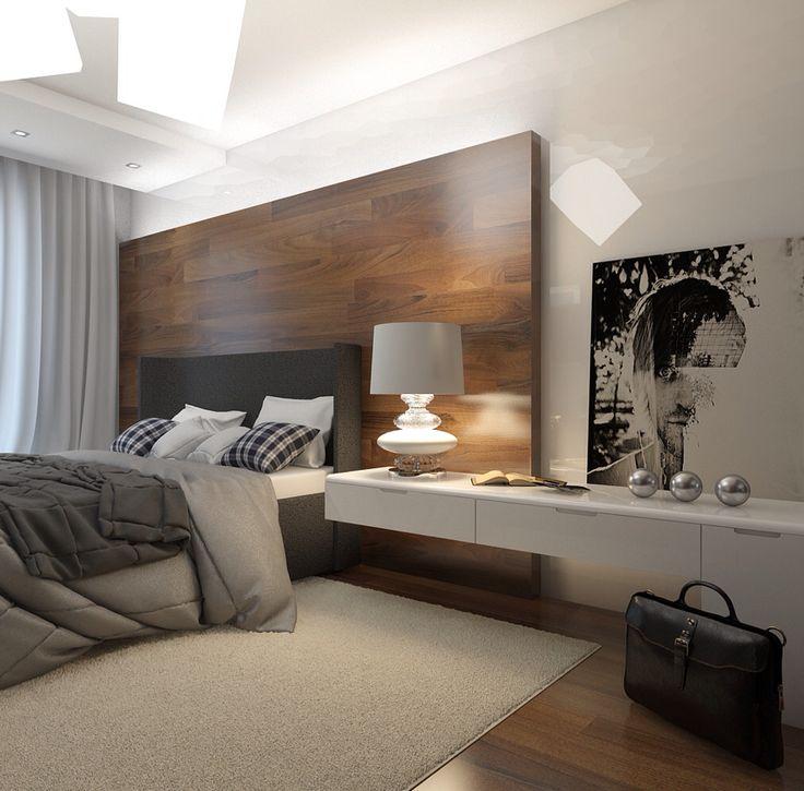 Идеи оформления спален, которые будут подчеркивать характер и индивидуальность хозяев
