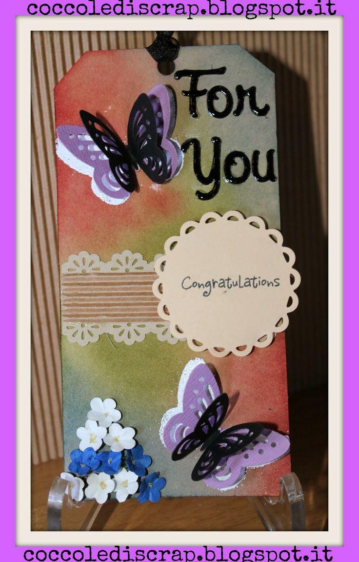 Tag Congratulazioni Laurea di Melissa