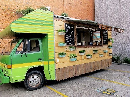 Best 25 Mobile Cafe Ideas On Pinterest Mobile Coffee