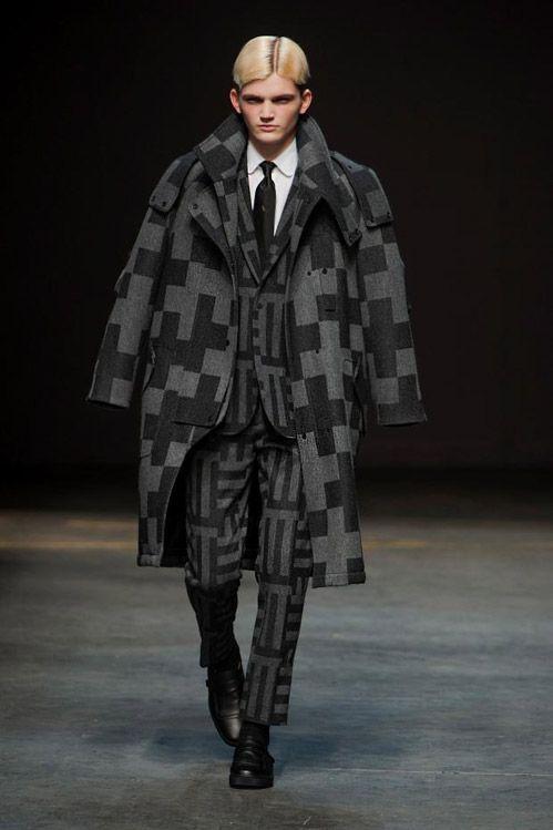 Four menswear Fall-Winter 2014/2015 top trends from London Fashion Week