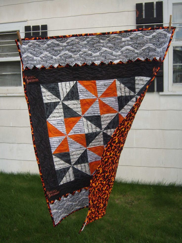 Quilt Fabric Harley Davidson | Posted by Gina Koston at 1:31 PM No comments: