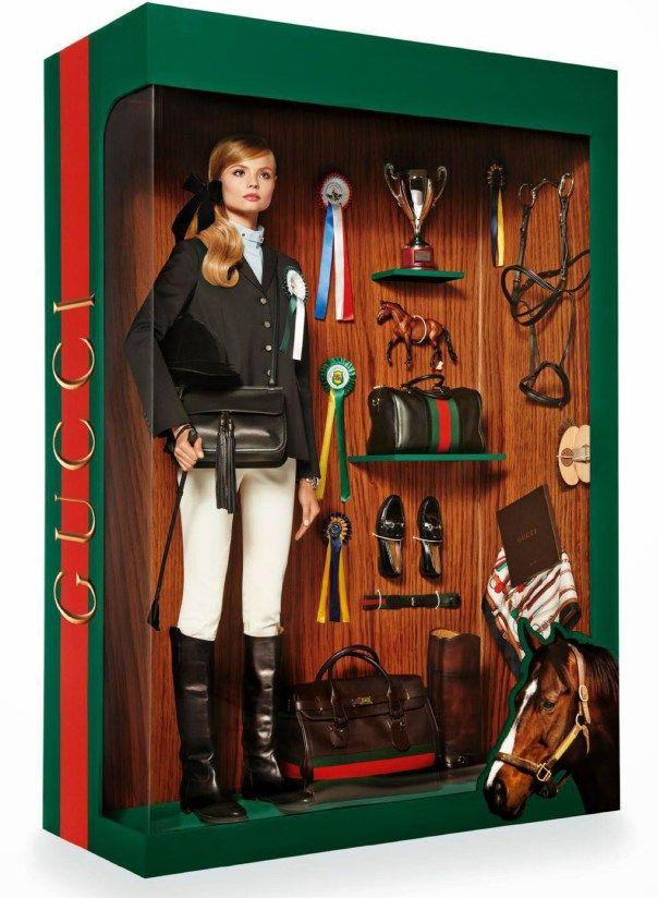 Elizabeth Erm, Magdalena Frackowiak by Giampaolo Sgura for Vogue Paris December:January 2014-2015 4