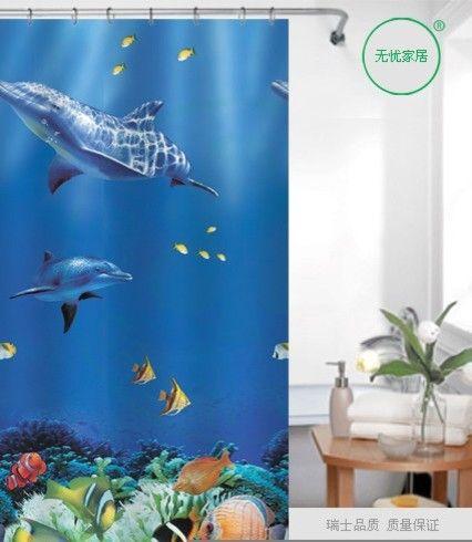 shower curtain - mediterranean - shower curtains - sinofaucet