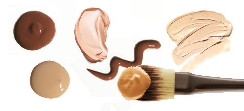 Choosing the right type of foundation for your skin type