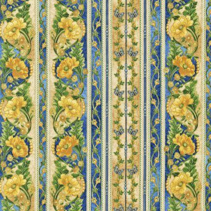 Robert Kaufman - Tuscan Wildflower 2 APTM-8207-203 CELEBRATION
